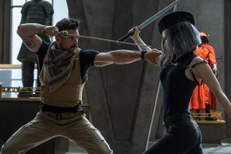 Boss Level (2021) | Frank Grillo , Selina Lo