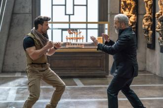 Boss Level (2021) | Frank Grillo , Mel Gibson